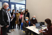 Photo of LES ANGLES Covid-19 : 360 personnes vaccinées ce week-end au centre intercommunal