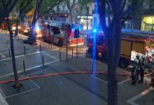 Photo of NÎMES Un appartement de 40m2 détruit par les flammes : un homme interpellé