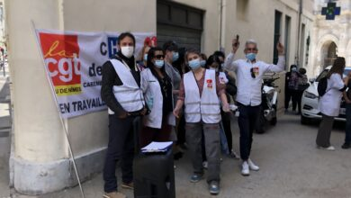 Photo of NÎMES La CGT du CHU veut des embauches